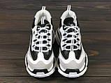 Стильные женские кроссовки Lonza JL-18030 BLACK 36 23 см, фото 2