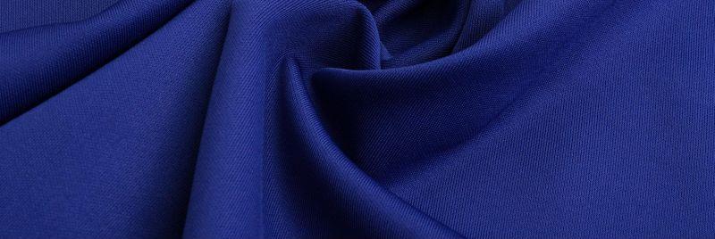 Ткань Дайвинг с Начесом, Синий