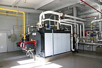 Промышленные газовые котлы на перегретой воде