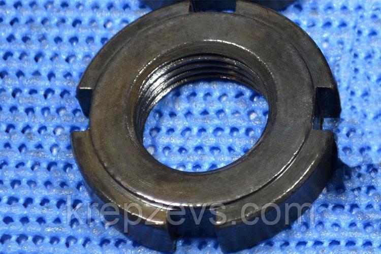 Гайка шлицевая М16х1.5 DIN 1804