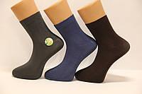 Мужские носки средние стрейчевые с бамбука BYT (Ф15) 41-44 ассорти, фото 1