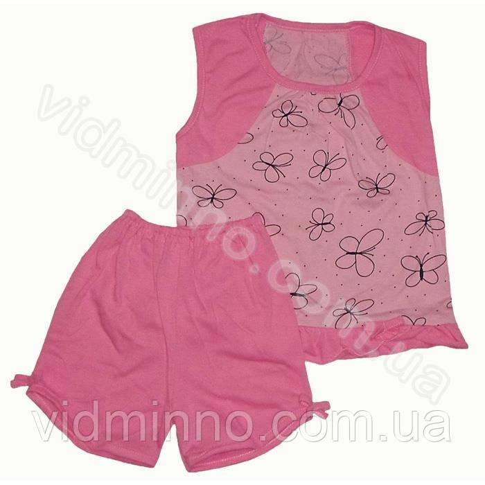 Піжама для дівчинки на зріст 116-122 см