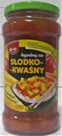 Соус Kania Slodko-Kwasny 460г, фото 2