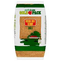 Сахар тростниковый демерара Gold Pack, 1 кг