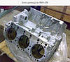 Блок цилиндров ЯМЗ 236 старого образца