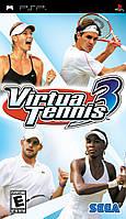 Virtua Tennis 3 (PSP), фото 1