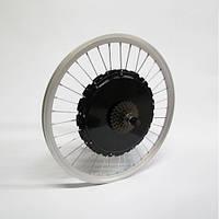 """Заднее мотор-колесо для велосипеда 60V 1000W , 24"""", 26"""", 28"""", фото 1"""