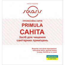 PR.SAN.5 САНИТА - Средство для чистки санитарных помещений, 5 л