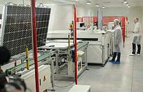 Первый украинский завод по выпуску солнечных панелей открыт в Виннице (видео)