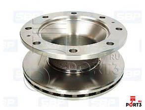 Тормозной диск IVECO OE 1906466 SBP 02-IV016