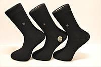 Мужские стрейчевые высокие носки с бамбука100% Ф15