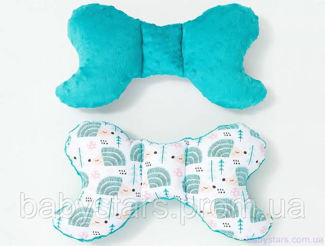 ортопедические подушки для детей до года