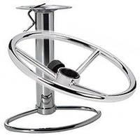 Комплектующие, детали барных стульев, подножки, кольца