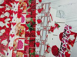 Бумага для упаковки подарков 61241 Украина