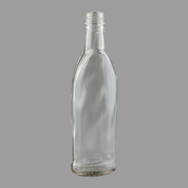 Бутылка с резьбовым горлышком