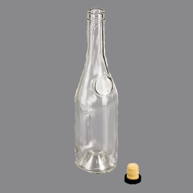 Бутылки коньячные под Т-пробку