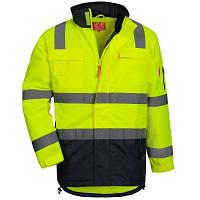 Куртка сигнальная NITRAS 7145 // MOTION TEX VIZ