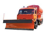 Машина дорожная комбинированная МКД-17 (монтаж на раму КАМАЗ-65115)
