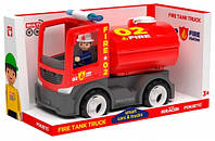 Пожарная автоцистерна с водителем, Fire, MultiGO, Efko (27282)