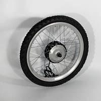 """Мотор-колесо 36V 350W 20"""",24"""",26"""",28""""редукторное переднее, фото 1"""