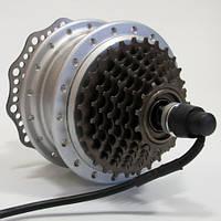 Мотор-колесо 24V 250W редукторное заднее, фото 1