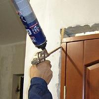 Установка межкомнатных дверей: подробная инструкция