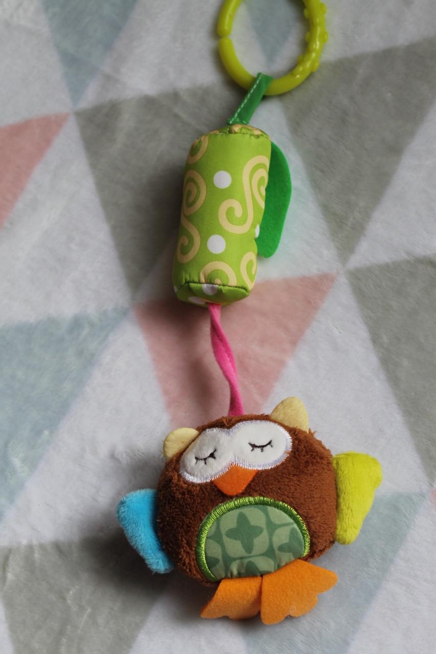 Підвісна іграшка Сова