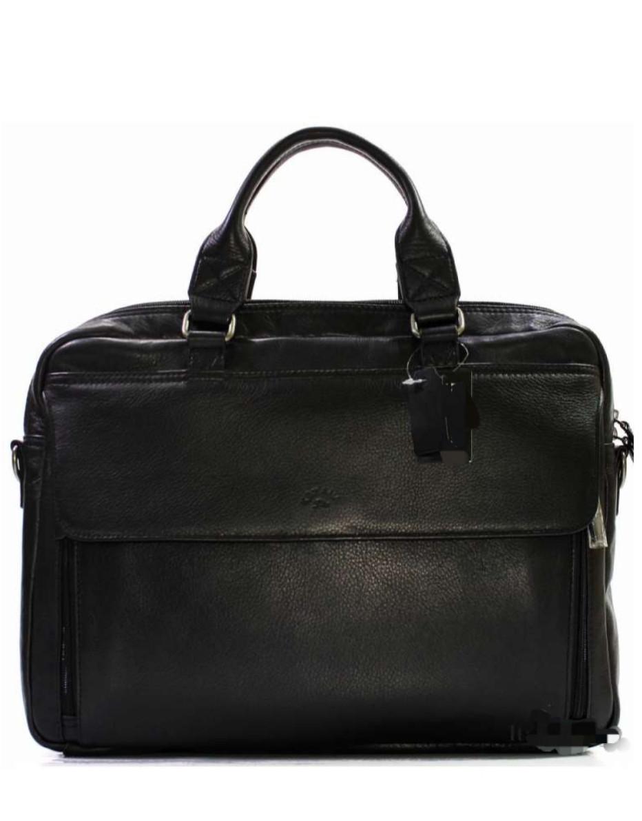 Мужская кожаная сумка Katana