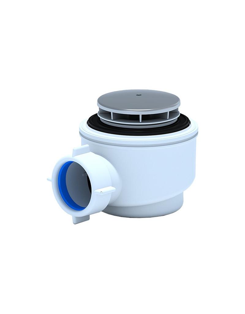 Сифон АНИ (E550C) душ под 1 1/2*60,h 53мм хром