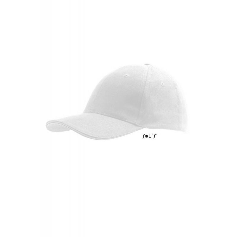 Кепка Бейсболка белая буфало летняя ОПТ, фото 1
