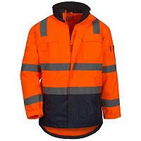 Куртка сигнальная NITRAS 7144 // MOTION TEX VIZ