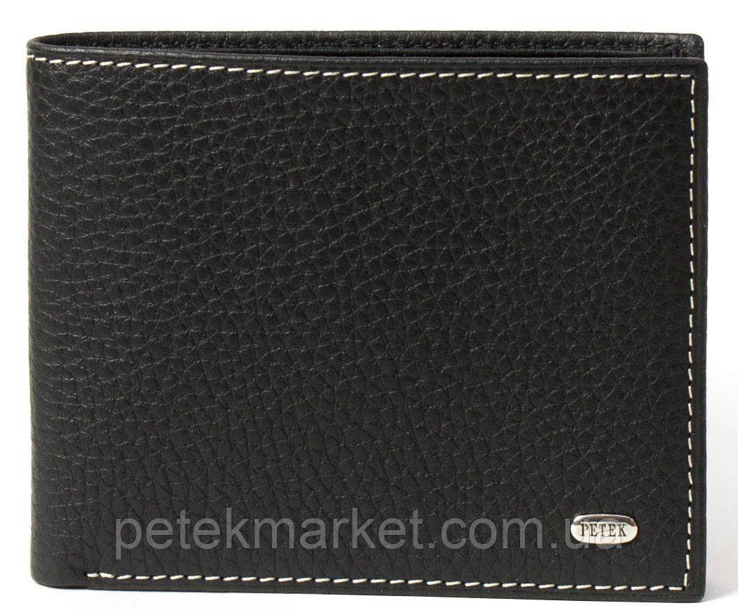 Кожаное мужское портмоне Petek 179-46D-KD1