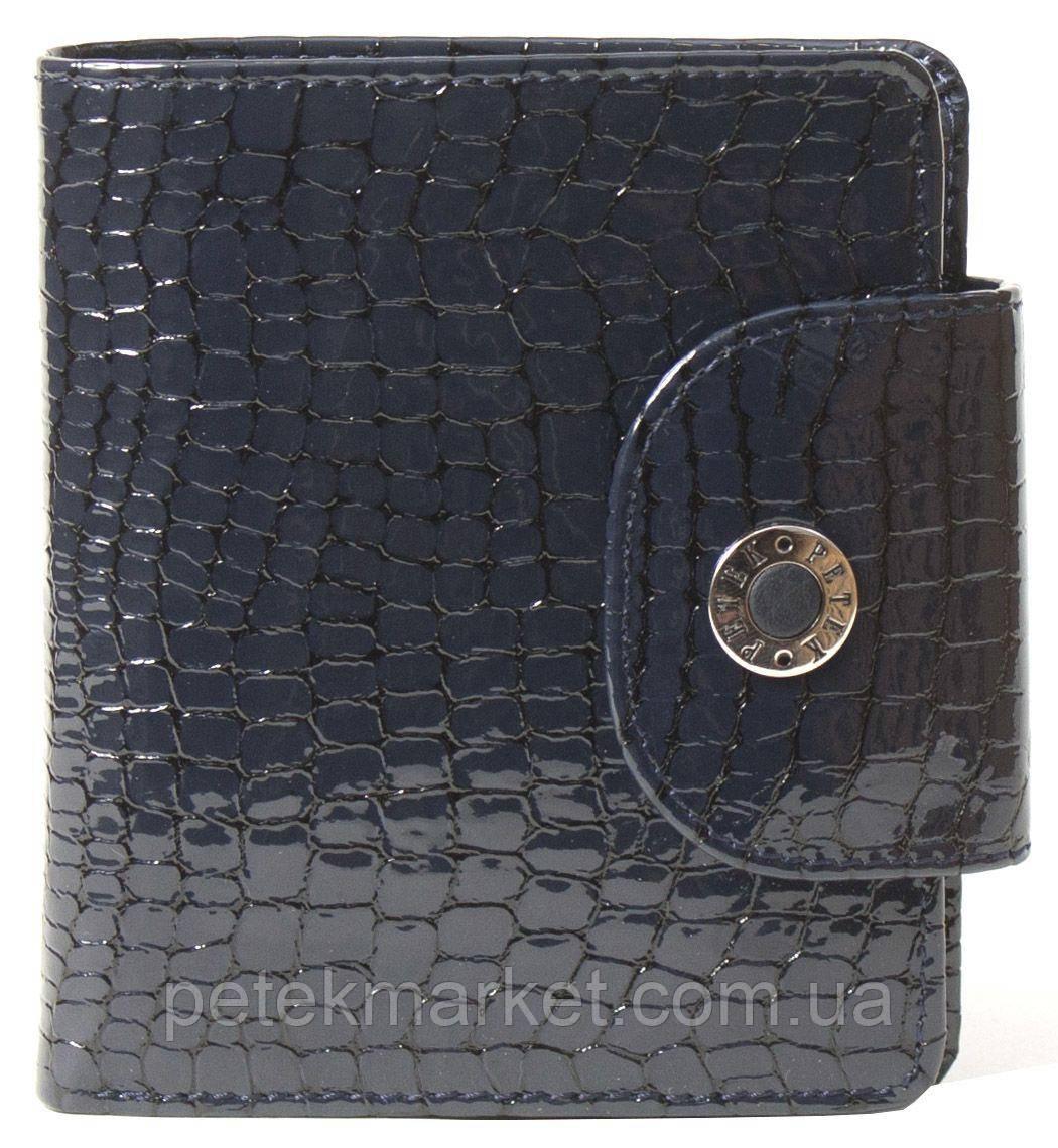 Кожаный бумажник для девушки Petek 346-091-08