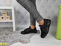 Кроссовки черные хуарачи, фото 1