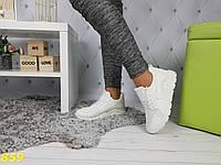 Кроссовки хуарачи белые очень легкие, фото 1