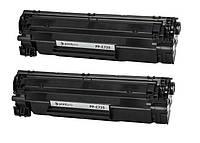 Картридж (PP-C725DP) Canon LBP6000 (аналог Canon 725/712/CE285A) Dual Pack