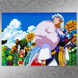 Плакат Аниме Inuyasha 01