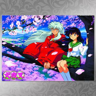 Плакат Аниме Inuyasha 02
