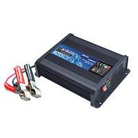 Инверторное зарядное устройство сфункцией буфера и автоматическоговыключения Motobox