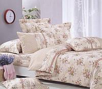 """Комплект постельного белья двуспальный евро """"Королева""""."""