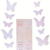 Collines de Provence Ароматизатор воздуха в форме бабочек, аромат Горная ЛилияFlying scented butterflie (3 шт) 3700305820514