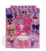 Кукла копия L.O.L.Супер-Сюрприз С Волосиками