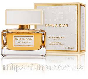 Парфюм женский Givenchy Dahlia Divin eau de parfum 5 ml, фото 2