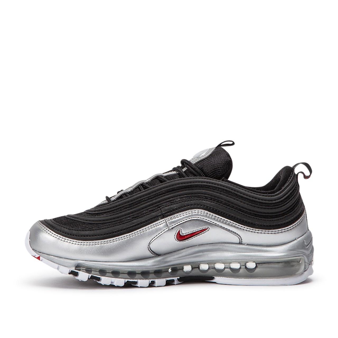 "Кроссовки Nike Air Max 97 QS ""Black/Metallic Silver"""