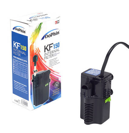Внутренний фильтр Dophin KF-150 до 30л., фото 2