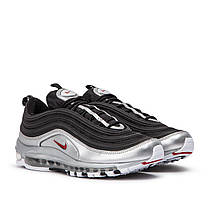"Кроссовки Nike Air Max 97 QS ""Black/Metallic Silver"", фото 3"