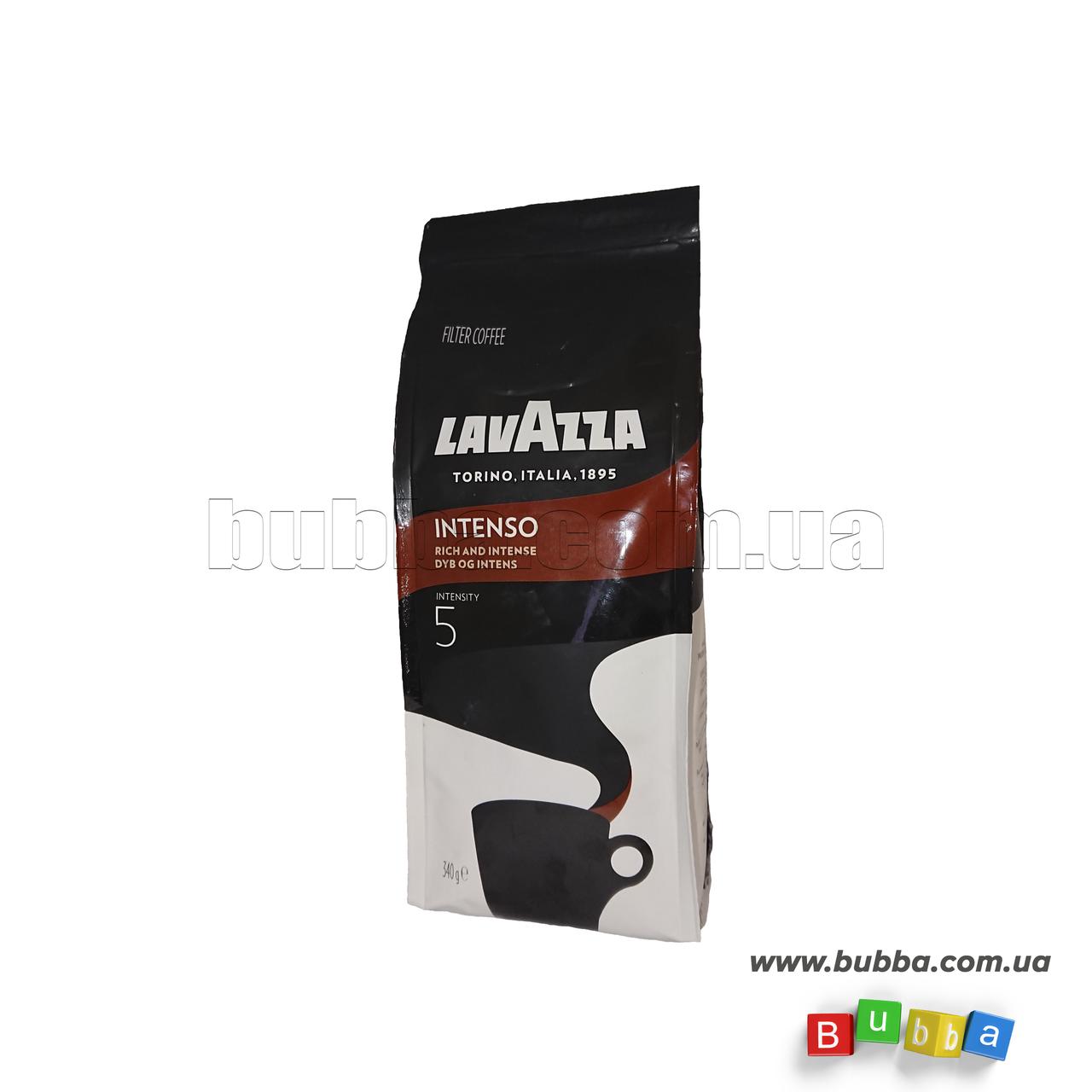 Кофе LAVAZZA  intenso