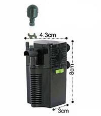 Внутренний фильтр Dophin KF-200 до 35л., фото 3