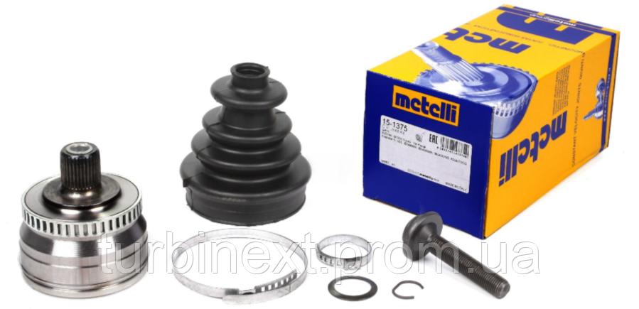 Шрус (зовнішній) METELLI 15-1375 W Passat 1.6/1.8/2.0 96-05 (33/30/53mm) (ABS45)