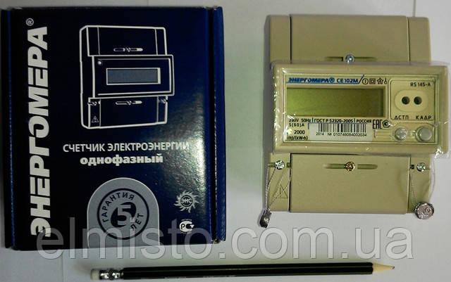 Электросчетчики Энергомера CE102M-R5